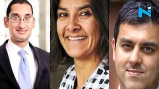 Donald Trump nominates three Indian Americans at White Hou..