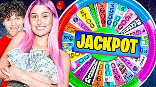 We Put $10,000 in a Jackpot Machine ($50,000 Win)