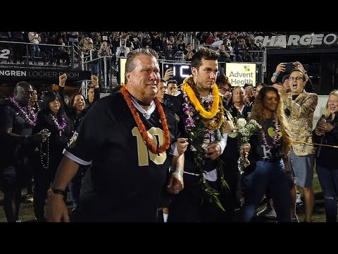 UCF Football: McKenzie Milton & fellow seniors honored prior to final home game