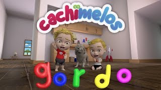 BINGO | Kids Song G-O-R-D-O and Los Cachimelos (English Version)