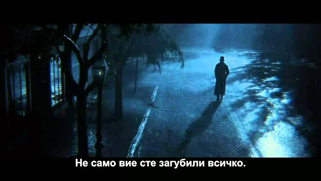 Ейбрахам Линкълн: Ловецът на вампири (2012) Трейлър