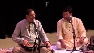 Pandit Ajoy Chakraborty - Anandi Kalyan | Live at Cleveland 2018