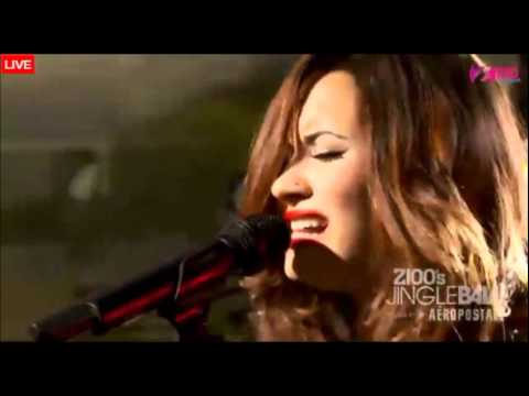 Baixar Demi Lovato - My Love Is Like a Star Live at Z100's Jingle Ball 2011