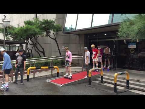 [HD Fancam] 160826 Music Bank 엔씨티드림 NCT DREAM 뮤직뱅크 출근길 직캠