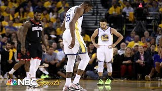 Did Kevin Durant's injury sink the Warriors? | NBC Sports