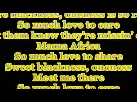 Baixar Akon - Mama Africa Lyrics