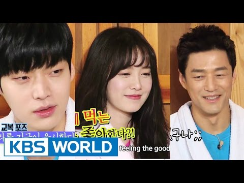 Happy Together - Ji Jinhee, Koo Hyesun, & Ahn Jaehyeon,(2015.03.05)