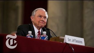 Attorney General Jeff Sessions Testifies Before Senate Committee (Full) | The New York Times