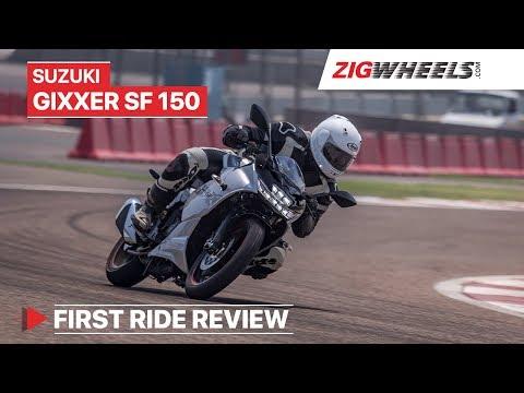 Suzuki Gixxer SF Review & Mileage, Price, Performance, Features & More