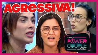 🔥POWER COUPLE BRASIL 4: Nicole detona Clara pelas costas | PROVA DOS HOMENS | Programa 19/07/2019