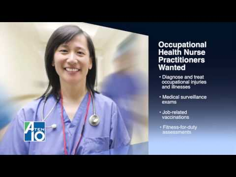 A10 Clinical Solutions, Inc. - Occupational Health Nurse Practitioners Wanted