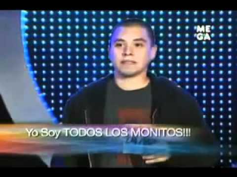 YO SOY - IMITADOR DE DIBUJOS ANIMADOS