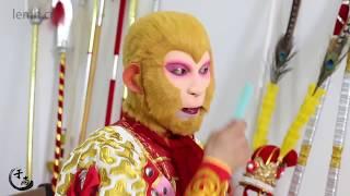 [揭秘]美猴王服装穿戴全过程-影视版