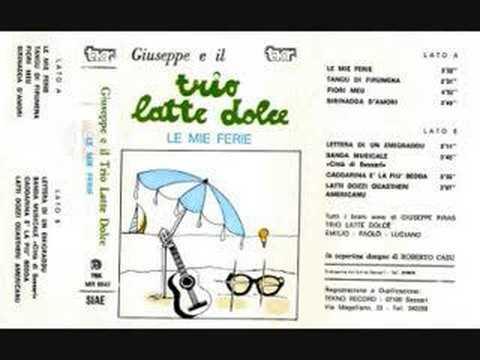Trio Latte Dolce - Fiori meu