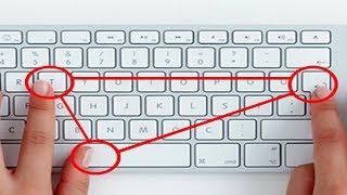 Hidden Features In Your Keyboard You Didn't Know About