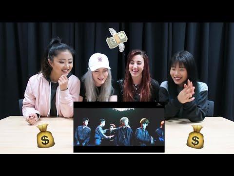[MV REACTION] LOTTO -  EXO | P4pero Dance
