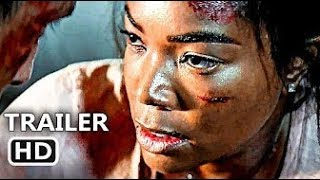 BREAKING IN Official Trailer 2018 Gabrielle Union, Thriller Movie HD