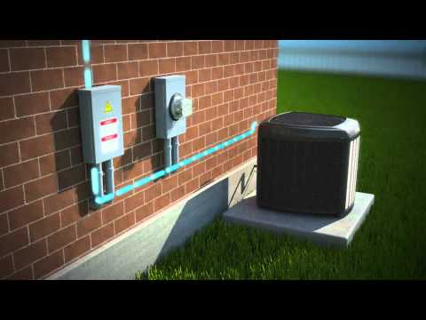 Lennox SunSource Home Energy System Solar HVAC