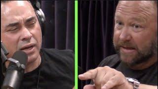Alex Jones Asks Eddie Bravo About Flat Earth & the Moon Landings | Joe Rogna