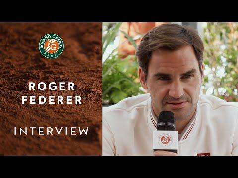 Roger Federer - Interview | Roland-Garros 2019