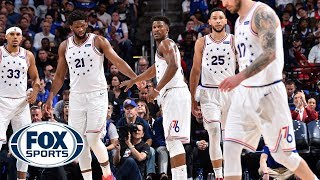 Stephen Jackson and Jason McIntyre on 76ers' 'Process', Lakers new coach | KNOCKDOWN J | FOX SPORTS