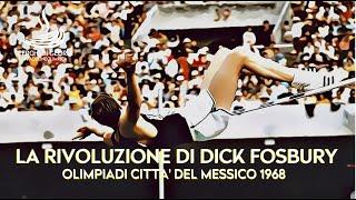 Dick Fosbury rivoluziona il salto in alto (Olimpiadi 1968 Città del Messico)
