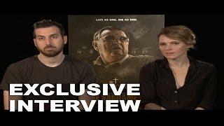 The Sacrament: Ti West and Amy Seimetz (Caroline) Exclusive Interview