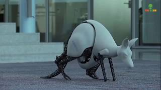 Top 10 Animal robot shocked the scientific community