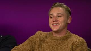 Joe Mazzello and Ben Hardy talk Bohemian Rhapsody