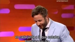 The Graham Norton Show (Ewan McGregor, Chris O'Dowd)Part4-subtitulado