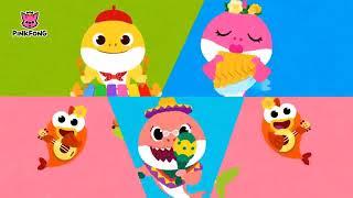 The Baby Sharks Band Disco   ¡Cantar y bailar! Canciones para niños