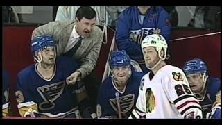 NHL Rivals:  Chicago Blackhawks - St  Louis Blues