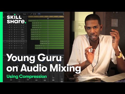 Repeat youtube video Young Guru's Essentials of Audio Mixing: How to Use Compression