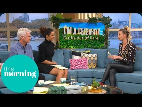 Exclusive Clip Has People Worried How Anne Will Cope in Her Bushtucker Trial | This Morning