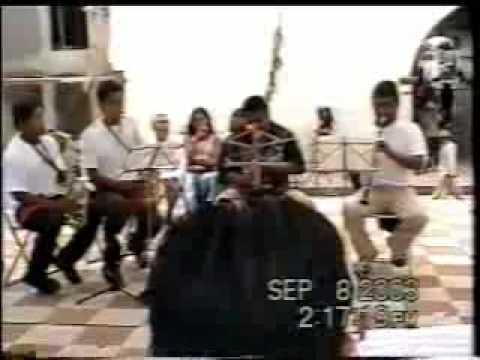 BANDA EL RINCON DE SAN AGUSTIN AMATENGO - AIRES ZAPOTECOS PARTE 1