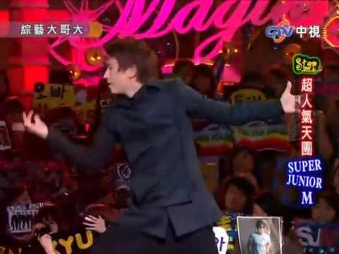 091212 hangeng hankyung solo dance @ taiwan