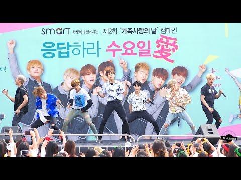 방탄소년단 BTS[4K직캠] Save Me@20160604 Rock Music