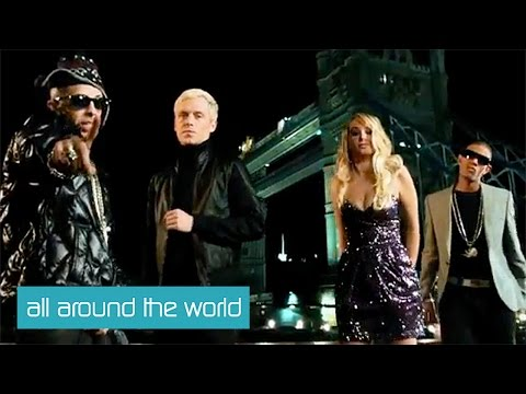 N-Dubz Ft. Mr Hudson - Playing With Fire (Official Video)