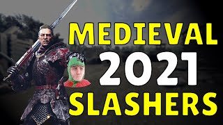 5 Upcoming PVP Medieval Slasher Games in 2021 & Beyond