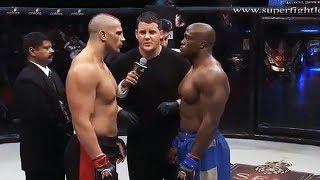 Bobby Lashley (USA) vs James Thompson (England) | MMA Fight HD