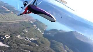 Ametsa volando con buitres