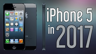 iPhone 5 in 2017? REVIEW (iOS 10.2.1) -