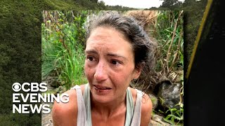 New details emerge about rescued hiker lost in Hawaiian forest