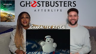 GHOSTBUSTERS: AFTERLIFE - Mini-Pufts Character Reveal - Reaction!