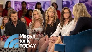 Willis Clan Describes Healing After Their Father's Sexual Abuse | Megyn Kelly TODAY