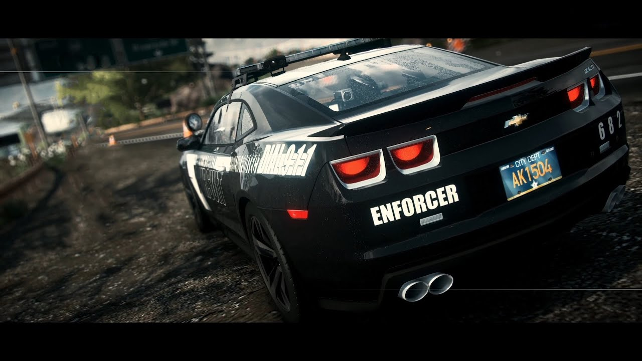 need for speed rivals pc ultra camaro zl1 enforcer cop. Black Bedroom Furniture Sets. Home Design Ideas