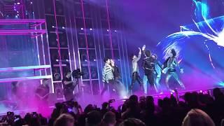 [LIVE] BTS FAKE LOVE FANCAM (FLOOR SEATS) BBMAS BILLBOARD MUSIC AWARDS 2018