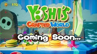 Yoshi's Crafted World May Finally Have a Release Month!