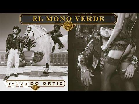 Gerardo Ortiz - El Mono Verde (Audio)