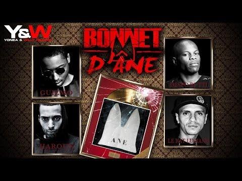 "Le Rat Luciano x Guizmo x Despo Rutti x Haroun (Scred Connexion) / ""Bonnet d Ane""Jamais 203 / Y&W"